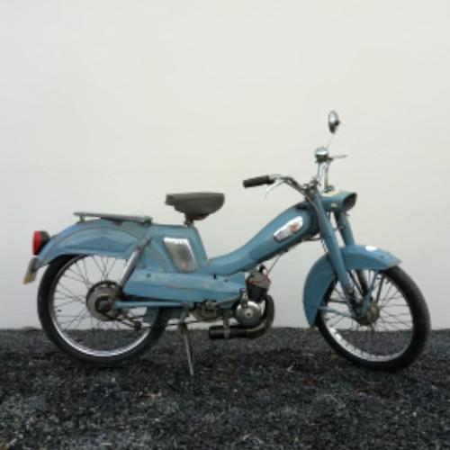 Motobécane année 1965