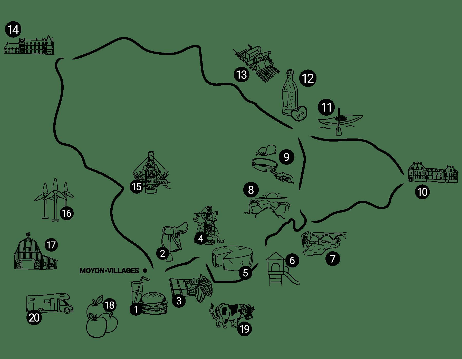 Circuit - Demi journée